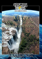 AFRICA Colors Of The Dark Continent - Travel Video - DVD.