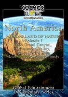 North America Wonderland Of Nature, Part 1 - Travel Video - DVD.