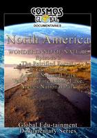 North America Wonderland Of Nature, Part 2 - Travel Video - DVD.