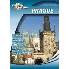 Prague - Travel Video. DVD. Cities of the World. 60 Minutes.