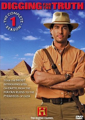Pyramids, Nefertiti, Pompeii, and the Lost Ark (Season 1 Disc 1) - Travel Video.