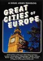 Great Cities Of Europe (1989) - Travel Video.