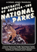 Portraits Of America - The National Parks - Travel Video - DVD.