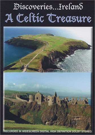 Discoveries Ireland: A Celtic Treasure - Travel Video DVD.