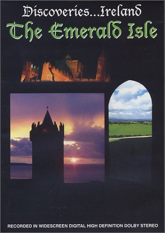 Discoveries Ireland: The Emerald Isle - Travel Video DVD.