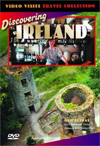 Discovering Ireland ~ Travel DVD.