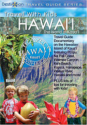 Hawaii The Island of Kauai- Travel Video.