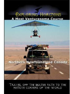 A Most Venturesome Course - Northern Newfoundland Canada.