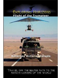 Flight of the Trumpteer - Killarney Ontario, Canada - Travel Video.