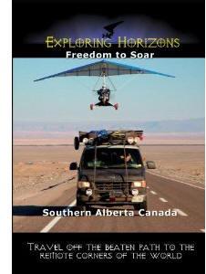 Freedom to Soar - Southern Alberta Canada.