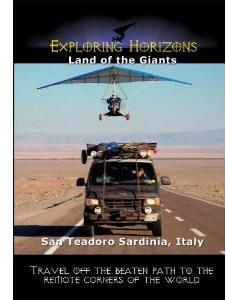 Land of the Giants - San Teadoro Sardinia, Italy.