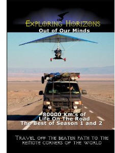 Out of Our Minds - 80000 Km's of Life On The Road The Best of Season 1 and 2 - Travel Video.