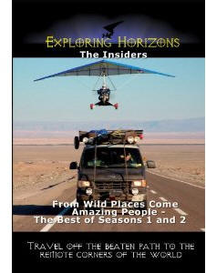 The Insiders - From Wild Places Come Amazing People - The Best of Seasons 1 and 2 - Travel Video.