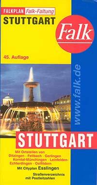 Stuttgart, Ludwigsburg, and Esslingen, Germany.