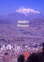 Andes: Illimani - DVD.