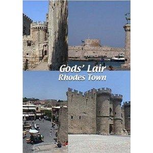 God's Lair: Rhodes Town - Travel Video.