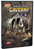 America's Greatest Caverns - Travel Video - DVD.