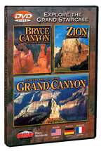Bryce, Zion & North Rim of the Grand Canyon - Travel Video.