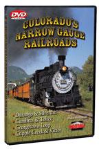 Colorado's Narrow Gauge Railroad - Railroad Video.
