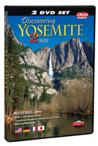 Discovering Yosemite 2: Second Edition, 2 DVD Set - Travel Video.