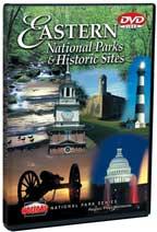 Eastern National Parks & Historic Sites - Travel Video - DVD.