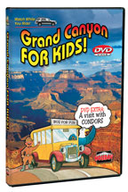 Grand Canyon for Kids - Travel Video - DVD.
