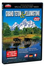 Grand Teton and Yellowstone - Travel Video - DVD.