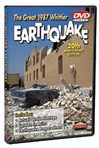 Great Whittier Earthquake of 1987 - Travel Video.