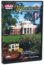 Monticello: Home of Thomas Jefferson - Travel Video.