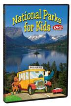 National Parks for Kids - Travel Video - DVD.