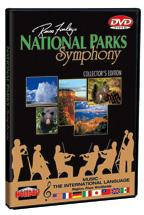 National Parks Symphony - Travel Video - DVD.