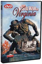 The Civil War in Virginia - Travel Video.