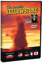 Complete Yellowstone - Travel Video - DVD.