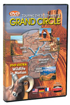 Touring Southwest's Grand Circle : 2nd Edition - Travel Video - DVD.