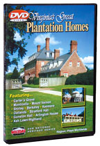 Virginia's Great Plantation Homes - Travel Video.