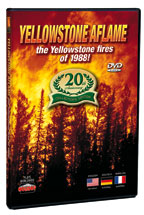 Yellowstone Aflame: 20th Anniversary Collectors Edition - DVD.