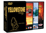 Yellowstone DVD Collectors Edition - Travel Video - DVD.