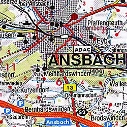 Baden/Wurttemberg Region #3.