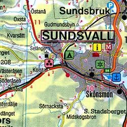 Central South Sweden #4.