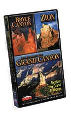 Explore The Grand Staircase: Bryce Canyon, Zion, & Grand Canyon's North Rim - Travel Video.