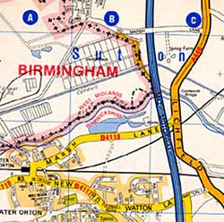 Birmingham Pocket Street ATLAS, England, United Kingdom.