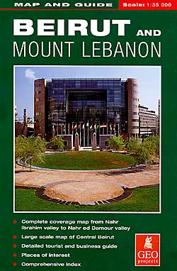 Beirut and Mount Lebanon, Lebanon.
