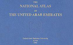 United Arab Emirates National Road and Tourist ATLAS.