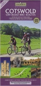 Cotswold: Mountain Bike Routes Touring Maps.