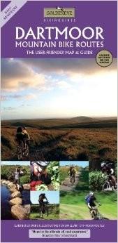 Dartmoor: Mountain Bike Routes Touring Maps.