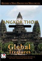 Angkor Thom, Cambodia - Travel Video - DVD.