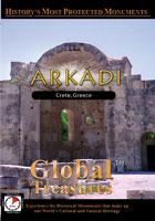 Arkadi (Crete) - Travel Video - DVD.