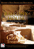 Balcony House, Colorado - Travel Video.