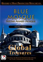 Blue Mosque (Sultan Ahmed Mosque Istanbul) - Travel Video.