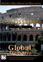 Coliseum (Amphitheatrum Flavium) - Travel Video.